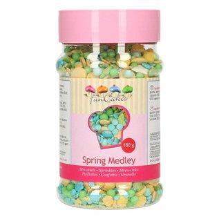 FunCakes FunCakes Sprinkle Medley -Spring- 180g
