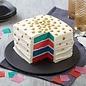 Wilton Wilton Square Cake Pan Easy Layers -15cm- Set/4