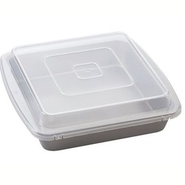 Wilton Wilton Covered Brownie Pan Square 22,5 x 22,5cm