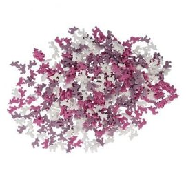Confetti Eenhoorn Unicorn paars-roze-wit 60g