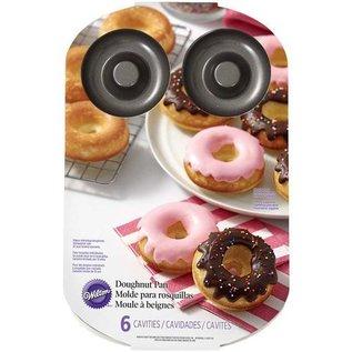 Wilton Wilton 6-Cavity Doughnut Pan Donut