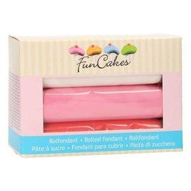 FunCakes Funcakes Rolfondant Multipack Love 3X150g