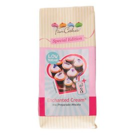 FunCakes FunCakes Mix voor Enchanted Cream® - Low Sugar 400g