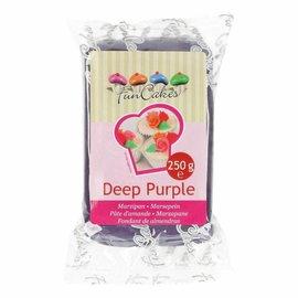 FunCakes FunCakes Marsepein Paars -Deep Purple-250g-