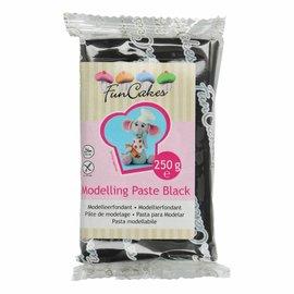 FunCakes FunCakes Modelling Paste Zwart -250g-