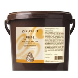Callebaut Callebaut Premium Fondant -7kg- Wit