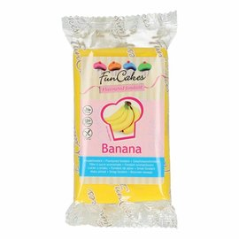FunCakes FunCakes Smaakfondant Banaan 250g