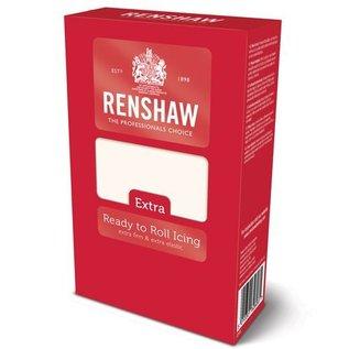 Renshaw Renshaw Rolfondant Extra 1kg - White