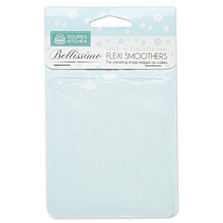 SK Squires Kitchen SK Bellissimo Flexi Smoothers -Large Cakes-