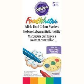 Wilton Wilton EU Foodwriter Primary pk/5