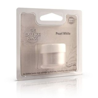RainbowDust RD Edible Silk - Pearl White