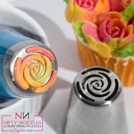 Sugar and Crumbs Sugar and Crumbs Nifty Nozzle -10 Petal Rose-