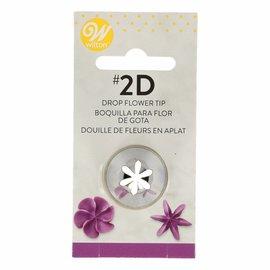 Wilton Wilton Decorating Tip #2D Dropflower Carded