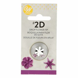 Wilton Wilton Decorating Tip #2D Dropflower Carded