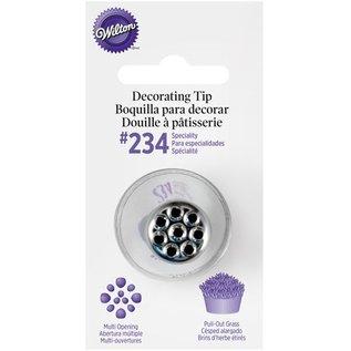 Wilton Wilton Decorating Tip #234 Multi-opening tip