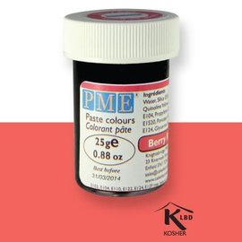 PME PME Food Colour Berry Red