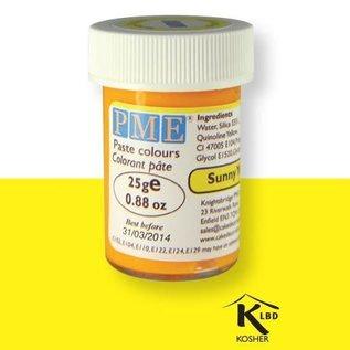 PME PME Food Colour Sunny Yellow