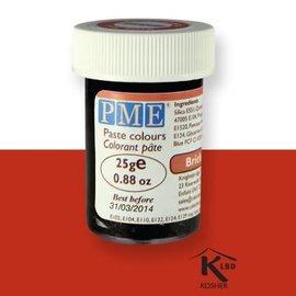 PME PME Food Colour Brick Red