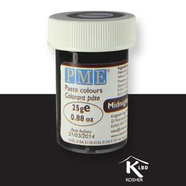 PME PME Food Colour Midnight Black