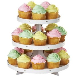 Wilton Wilton Cupcake Stand 3-laags