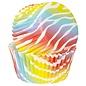 Wilton Wilton Baking Cups Zebra Brights pk/75