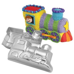 Wilton Wilton Choo-Choo Train Pan Set