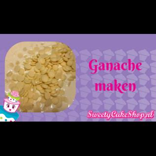 Online Workshop Strak afsmeren met Ganache
