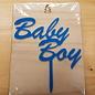 CakeTopper BabyBoy
