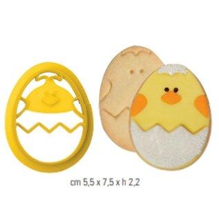 Decora Decora Pasen Kuiken & eieren set/2