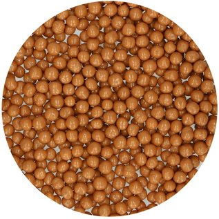 FunCakes FunCakes Chocolade Crispy Pearls -Salted Caramel- 155g