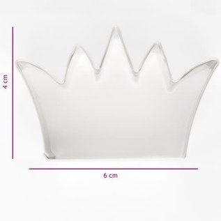 Koekjes Uitsteker Kroon 6 cm