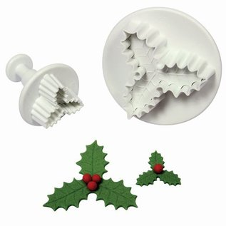 PME PME Three Leaf Holly Plunger Cutter set/2