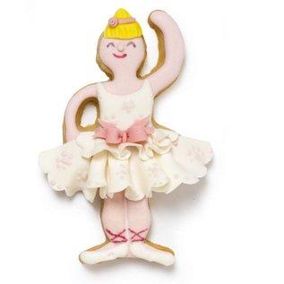 Decora Decora Ballerina & Tutu Koekjes Uitsteker set/2