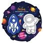 Decora Decora Raket & Astronaut Koekjes Uitsteker set/2