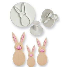 PME PME Rabbit Plunger Cutter Set/3