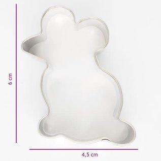 Koekjes Uitsteker Muis 6 cm