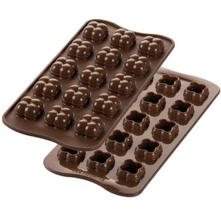 Silikomart Silikomart Chocolate Mould Choco Game