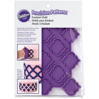 Wilton Wilton Silicone Precision Patterns -Trellis-
