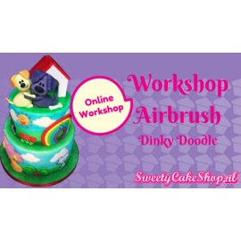 Online Workshop Airbrush incl Airbrush