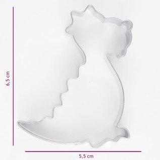 Koekjes Uitsteker Draak 6,5 cm