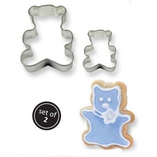 PME PME Cookie Cutter Teddy set/2