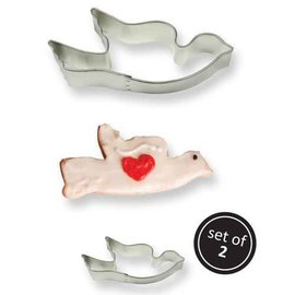PME PME Cookie Cutter Dove set/2