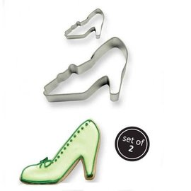PME PME Cookie Cutter High Heel set/2