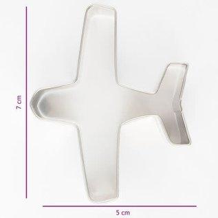 Koekjes Uitsteker Vliegtuig 7 cm
