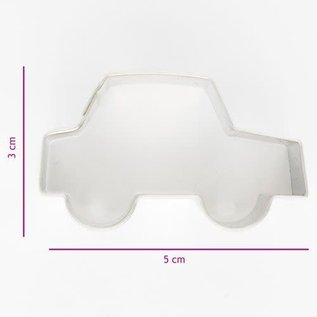 Koekjes Uitsteker Auto 5 cm