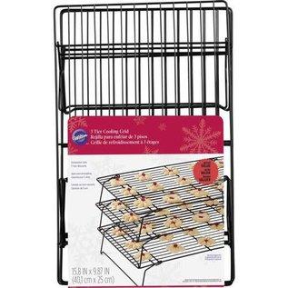 Wilton Wilton Recipe Right Non-Stick 3 Tier Cooling Grid