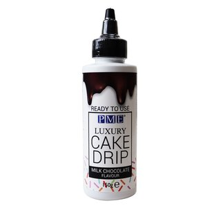 PME PME Milk Chocolate Flavoured Luxury Cake Drip 150g