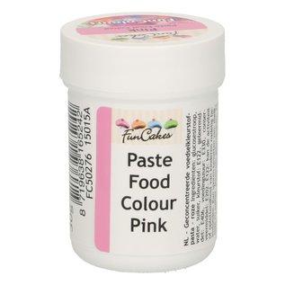 FunCakes FunColours Paste Food Colour - Pink 30g