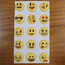15 Suiker Emoji´s Smileys