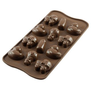 Silikomart Silikomart Chocolate Mould Baby
